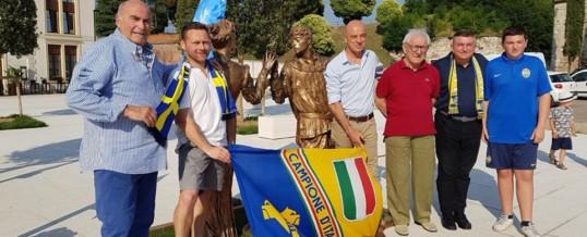 "Ex Calciatori Hellas Verona e ""Giulietta Romeo Eternity"""