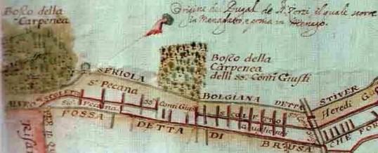 Racconto tratto da Leggende popolari Veronesi, della misteriosa scomparsa della Città di Carpanea