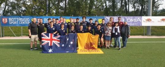 Melbourne Australia Veneto Club a Verona