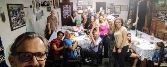 Nuovo direttivo del circolo San Zeno di San Paolo ( Brasile)